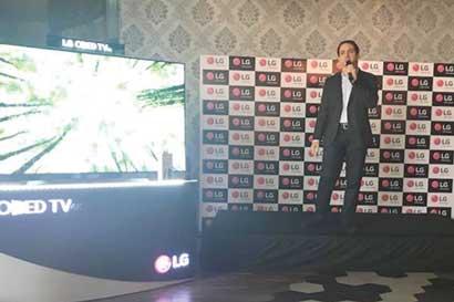 LG coloca en el mercado pantallas con tecnología OLED