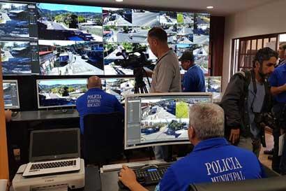 Municipalidad de Escazú invierte ¢190 millones en videovigilancia