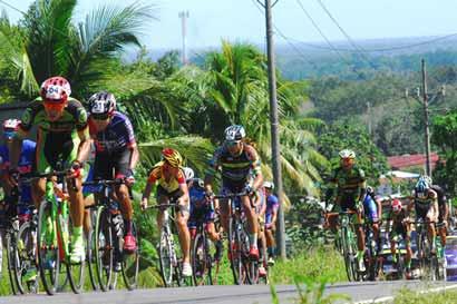 Costa Rica buscará coronarse pentacampeón en Vuelta Ciclística