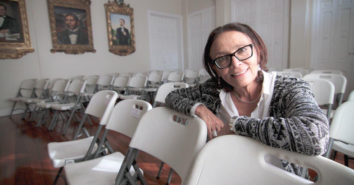 """Patricia Mora: """"En el caso del cemento chino todo apunta a Casa Presidencial"""""""