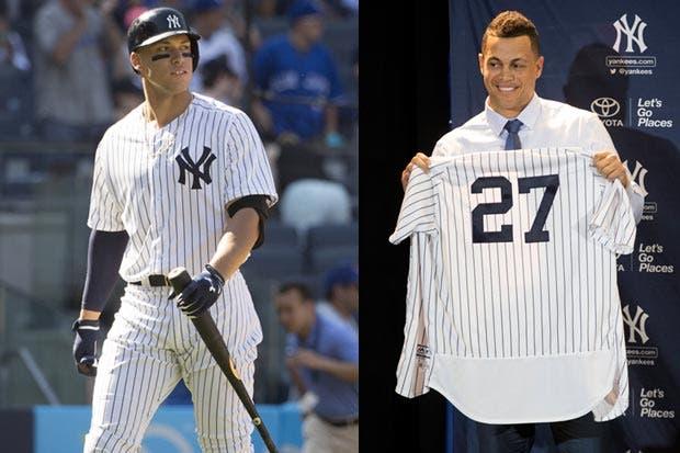 ¡Stanton vs. Judge!
