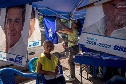 Comunidad internacional pide que se repitan elecciones en Honduras