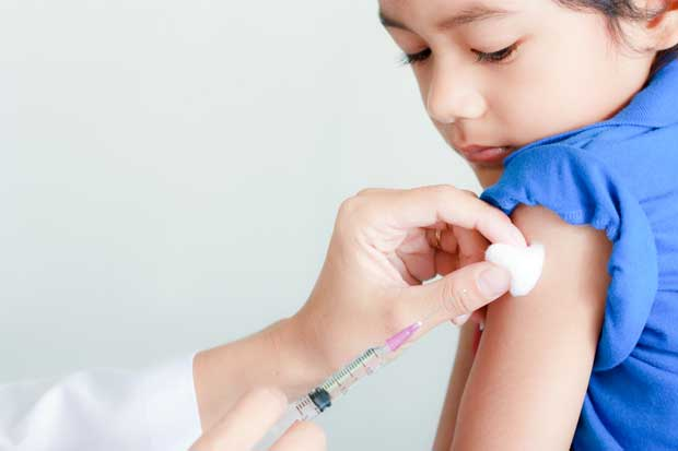 Caja tendrá vacunación extraordinaria para combatir el sarampión