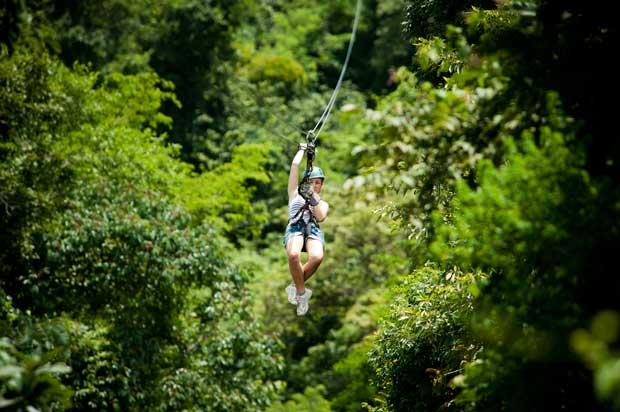 Costa Rica alcanzó posicionamiento mundial como referente de turismo sostenible