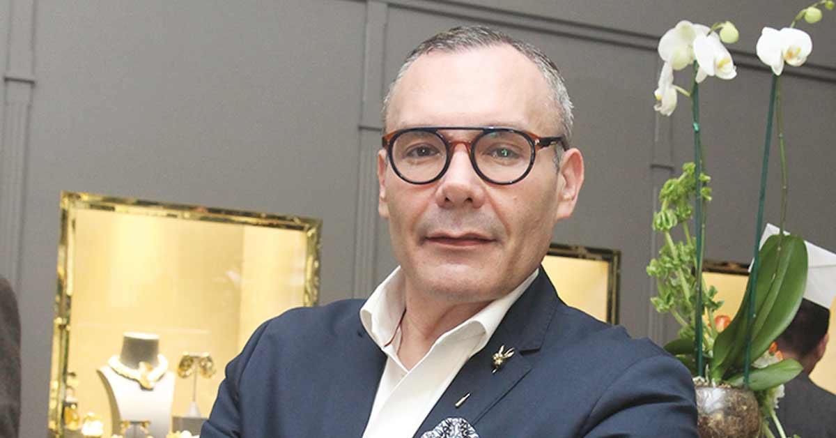 Daniel Espinosa celebró el aniversario de su joyería, en Costa Rica