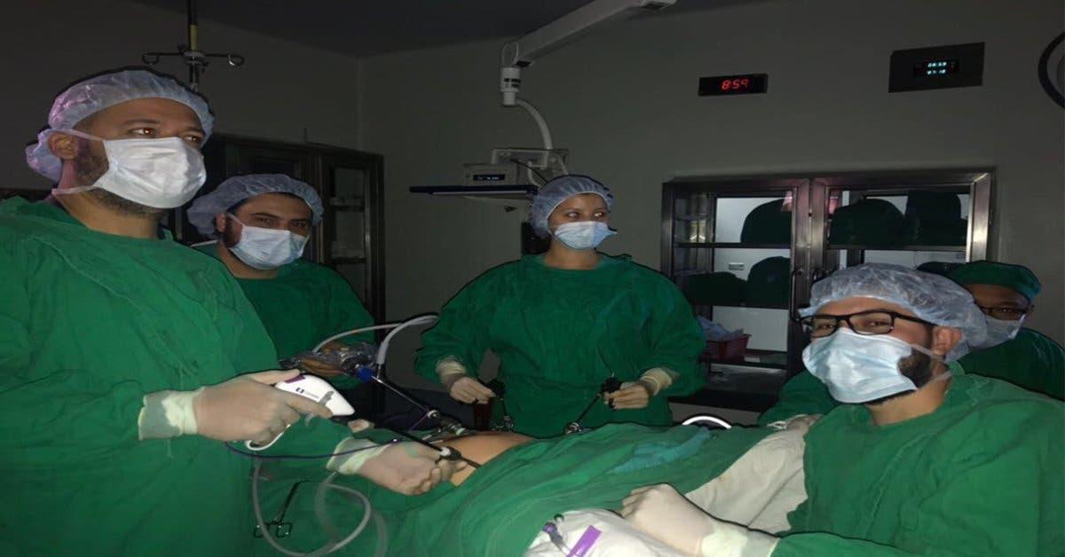Hospital de Heredia extirpa primer útero mediante endoscopía