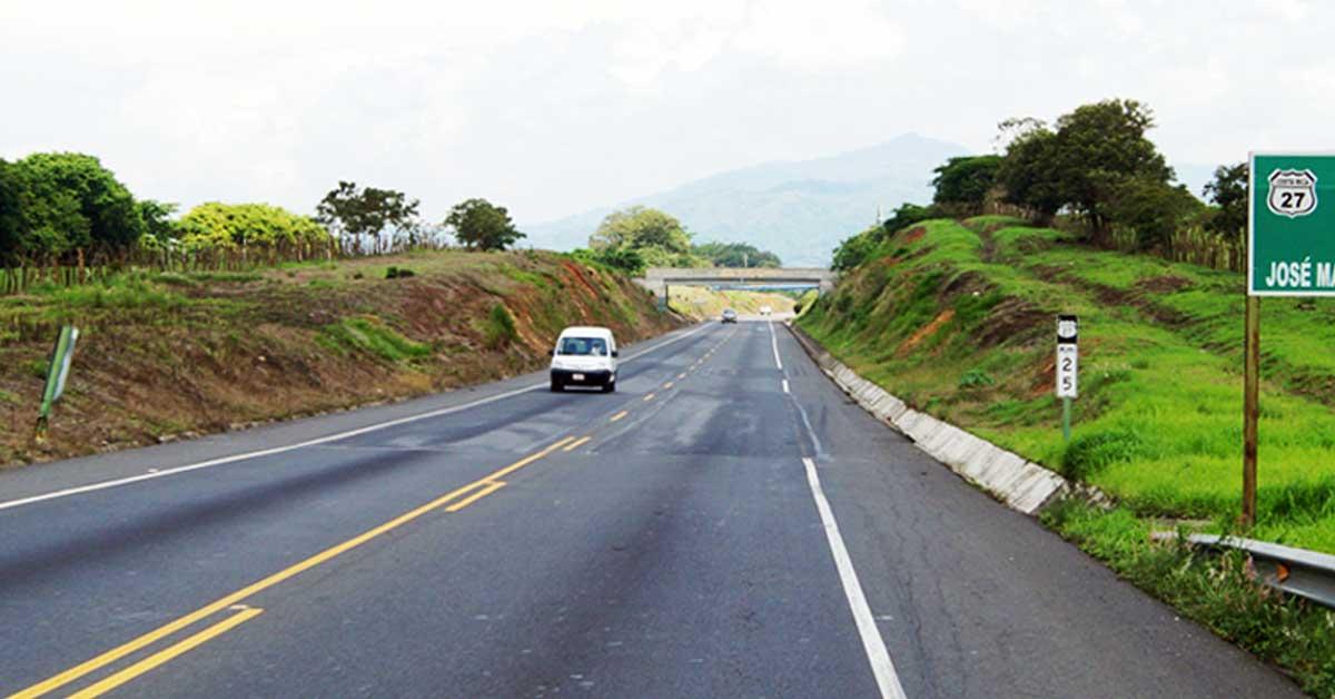 Ruta 27 tendrá reversibilidad todos los domingos de enero