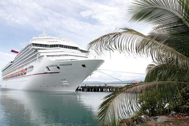 Mejora de infraestructura es vital para atender más cruceros