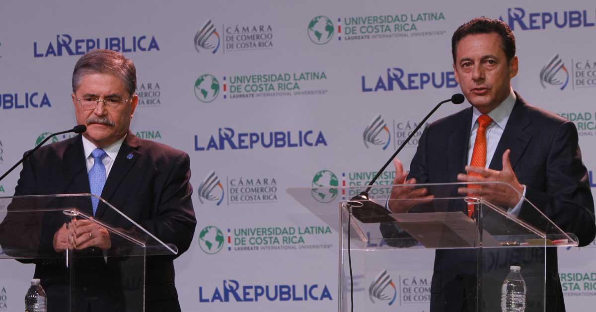 Encuesta CIEP-UCR señala empate técnico entre Castro y Álvarez