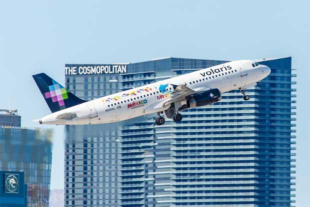 Volaris incrementará sus vuelos de Costa Rica a Estados Unidos