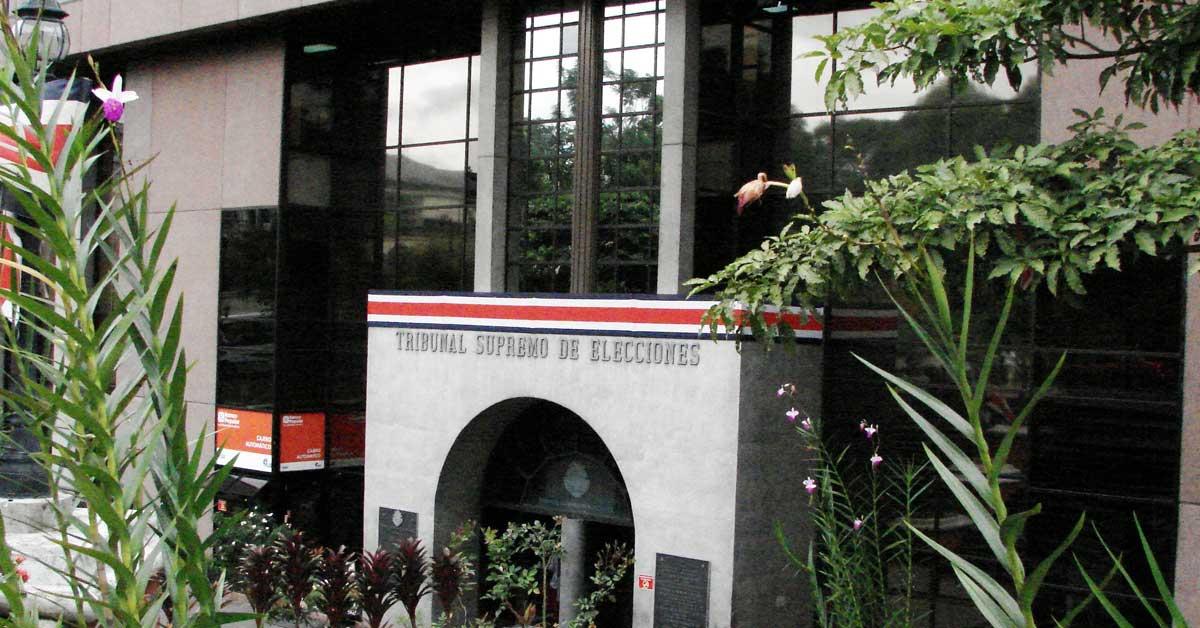 TSE pide a candidatos presentar planes de gobierno