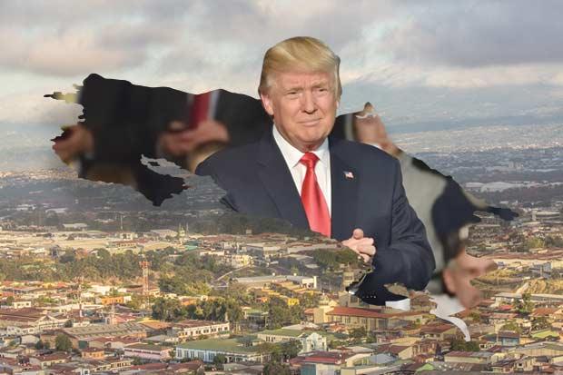 Reforma fiscal norteamericana enciende alarmas en Costa Rica