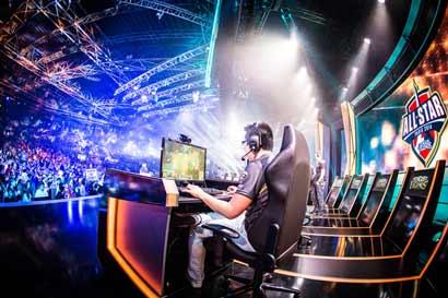 Industria de los deportes electrónicos generó $1.500 millones en 2017