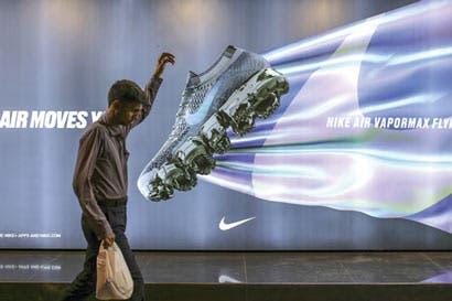 Nike se hunde tras mayor declive en ventas en EE.UU.
