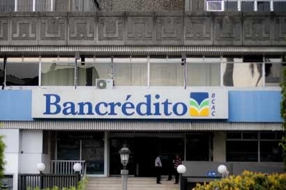 Conassif ordena intervención de Bancrédito