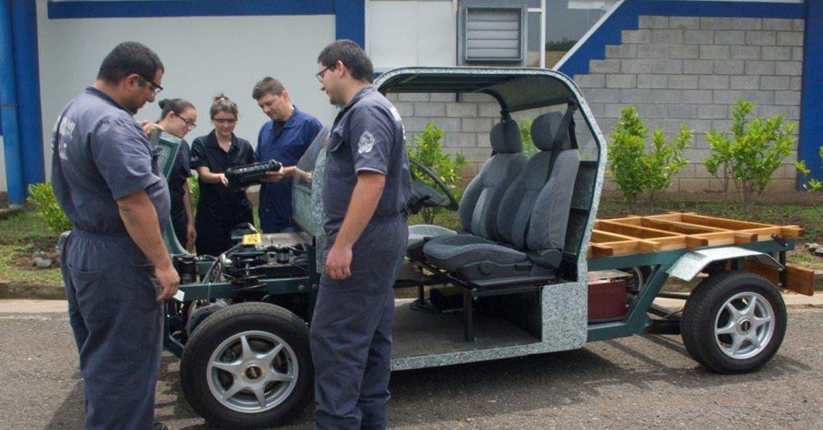 INA fortalece capacitación en vehículos eléctricos e híbridos