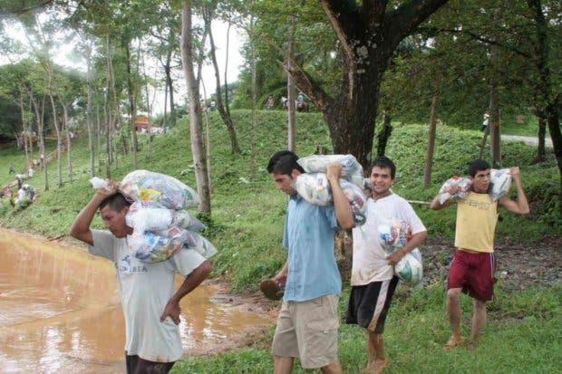 INS indemnizó a 482 personas afectadas por Tormenta Nate
