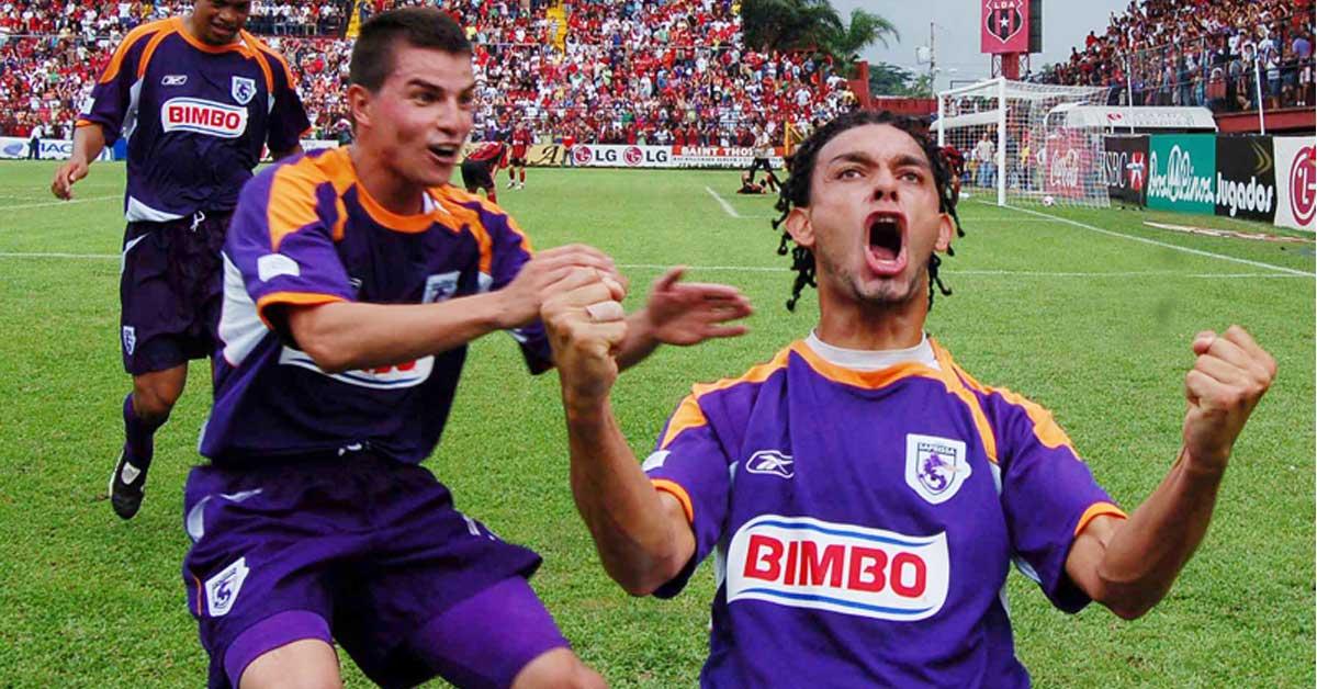 Michael Barrantes y Luis Hernández son los nuevos refuerzos de Saprissa