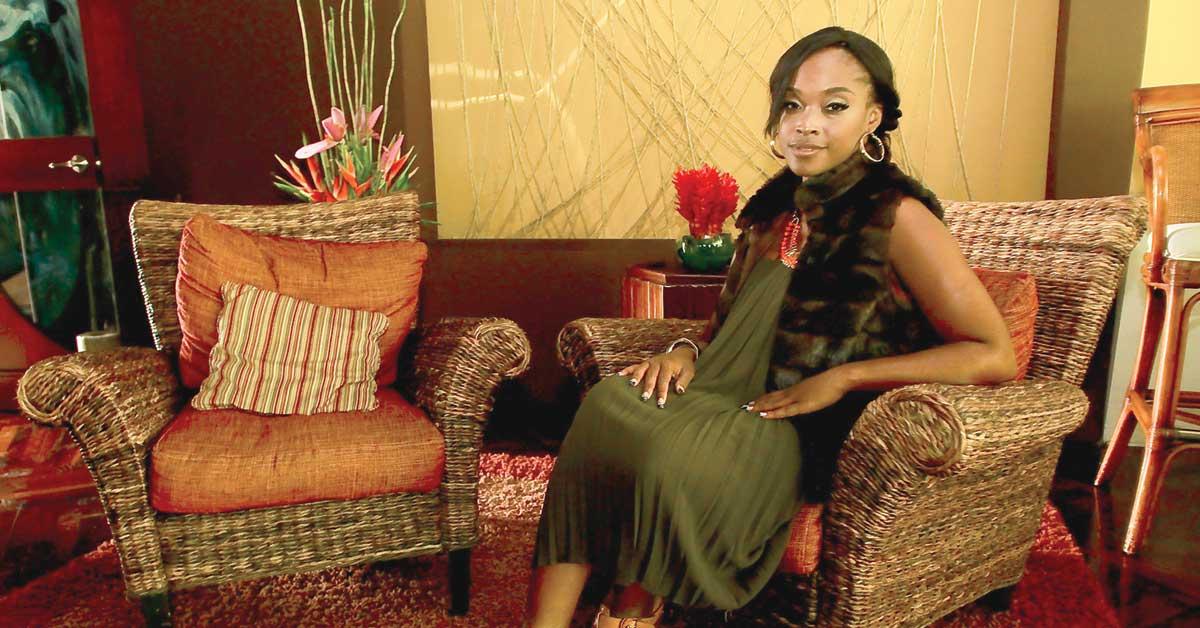 Sasha Campbell se une a campaña contra depresión