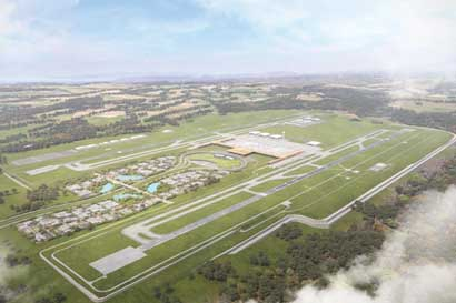 Candidatos prometen despegar aeropuertos fuera de la GAM