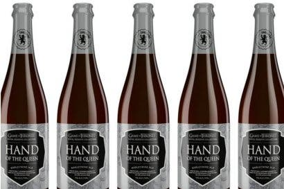 Compañía estadounidense lanzará cervezas alusivas a Game of Thrones