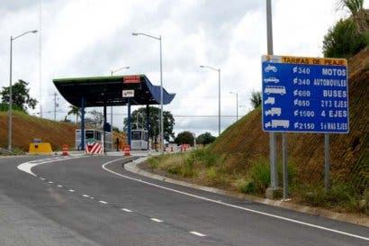 Ruta 27 aplicará carril reversible el 1 de enero