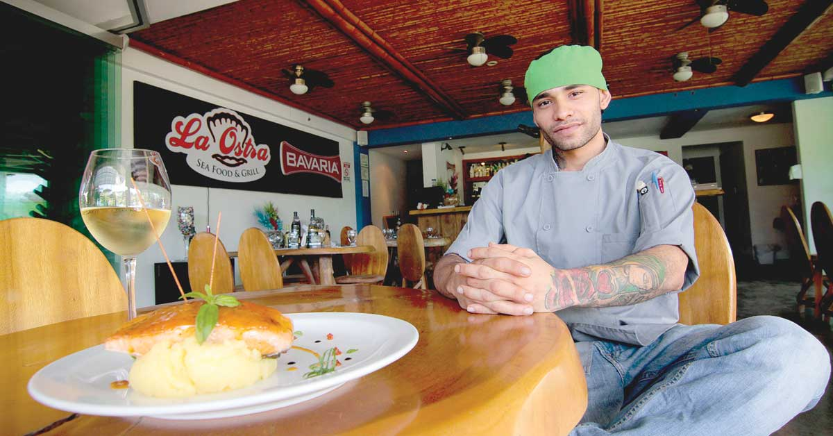 La Ostra: Un viaje gastronómico más allá de los mariscos