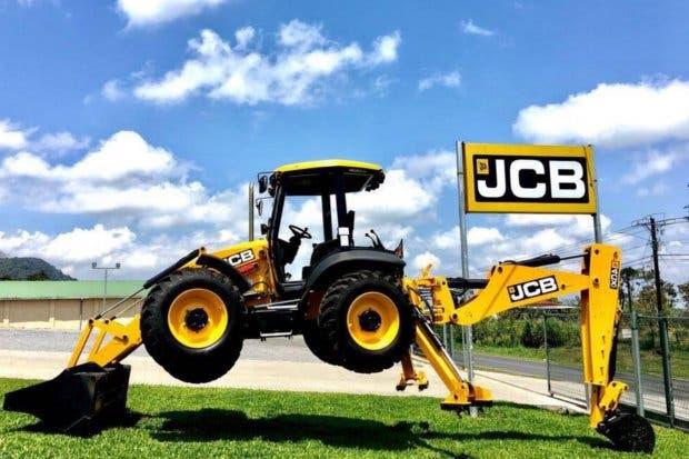 Empresa de maquinaria Aditec JCB  abrió sucursal en San Carlos