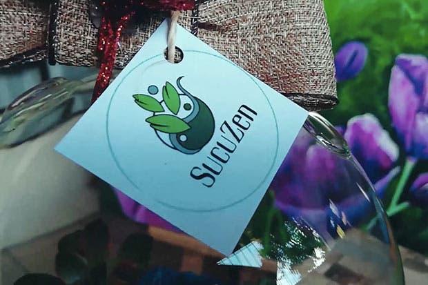 Emprendedora logra desarrollar su creatividad personal con SucuZen