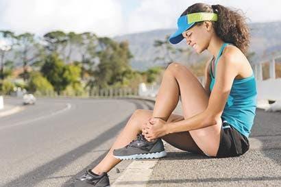 Elegir ropa deportiva inadecuada le provocaría lesiones a futuro