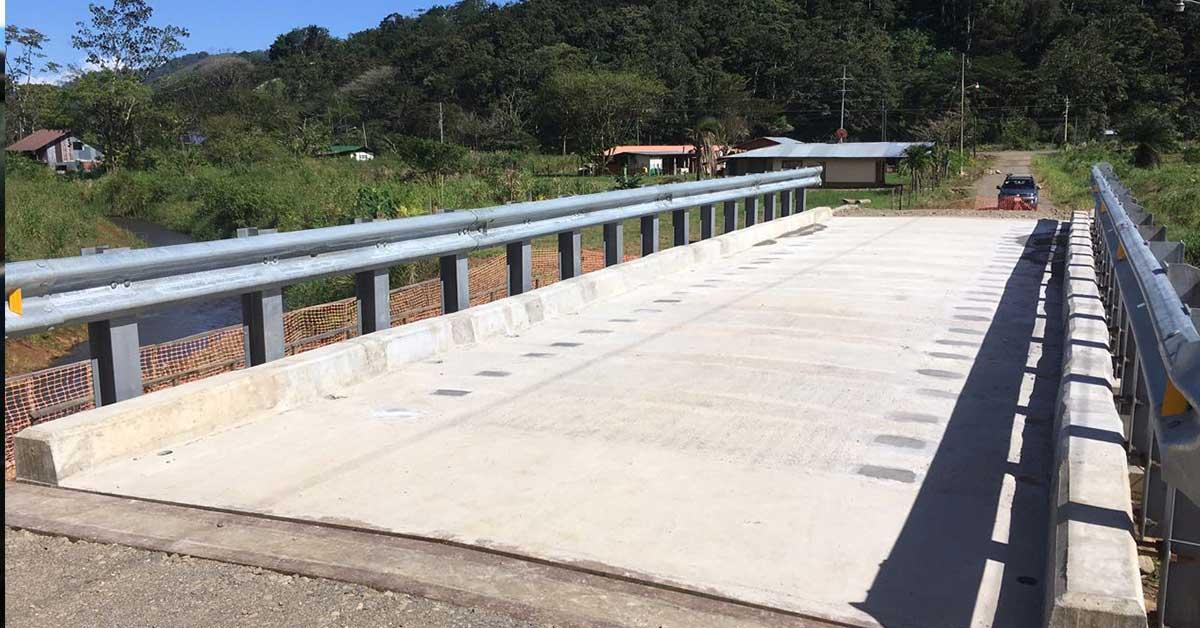 75% de las obras de reconstrucción por Huracán Otto ya están iniciadas