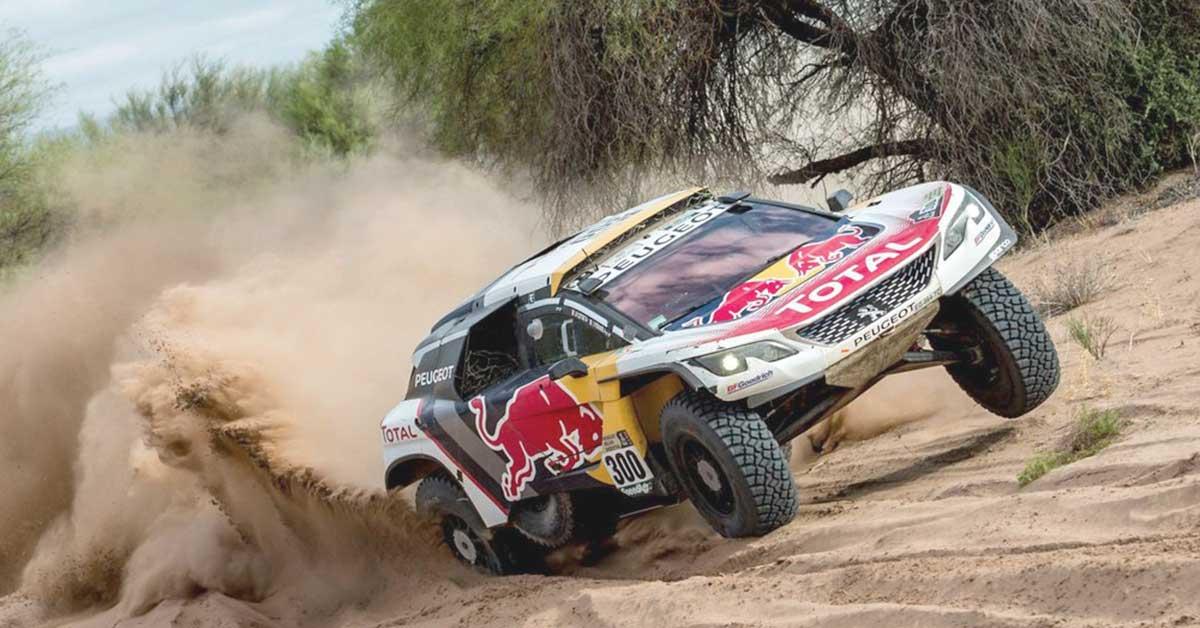 Los ambiciosos y favoritos a ganar el Dakar 2018