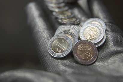Peso mexicano registró el mejor año desde 2012