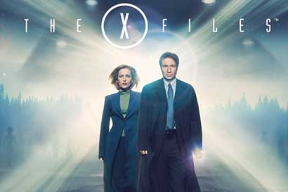 """The X Files"" regresa a Fox"