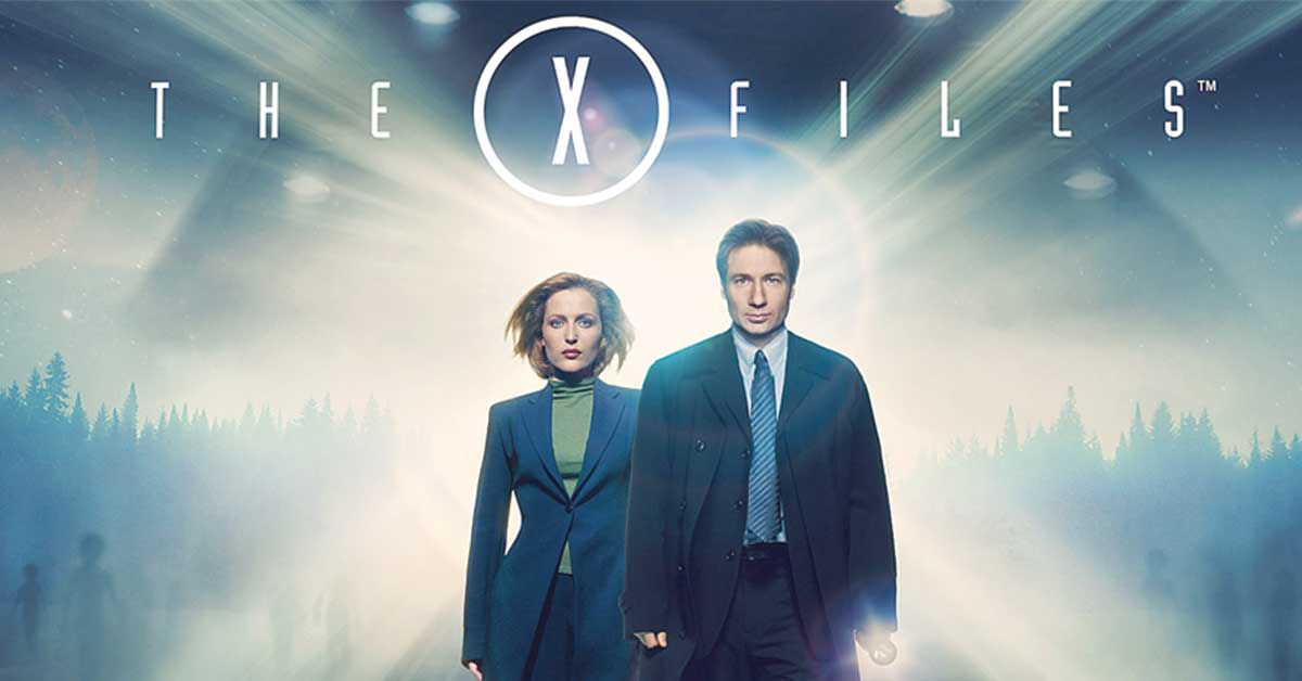 """The X Files"" regresa a Fox"