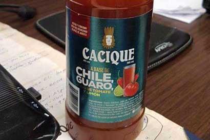 Cacique Chile Guaro estará en el mercado este mes