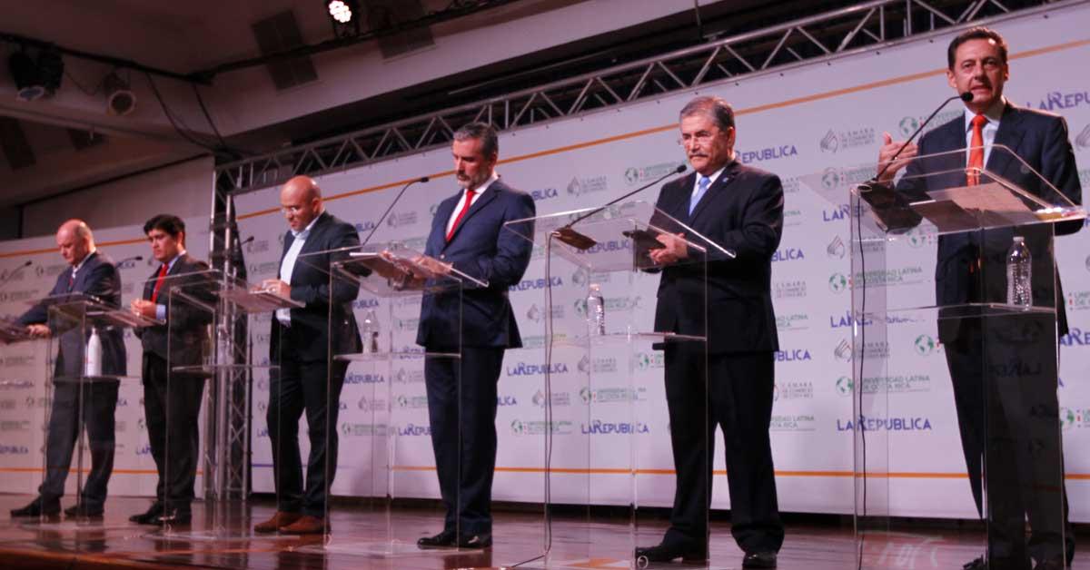 Debate del TSE reunirá a los 13 candidatos presidenciales