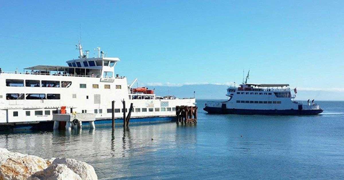Suspendido, por hoy, ferry a Playa Naranjo