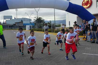Carrera infantil beneficiará a menores de escasos recursos