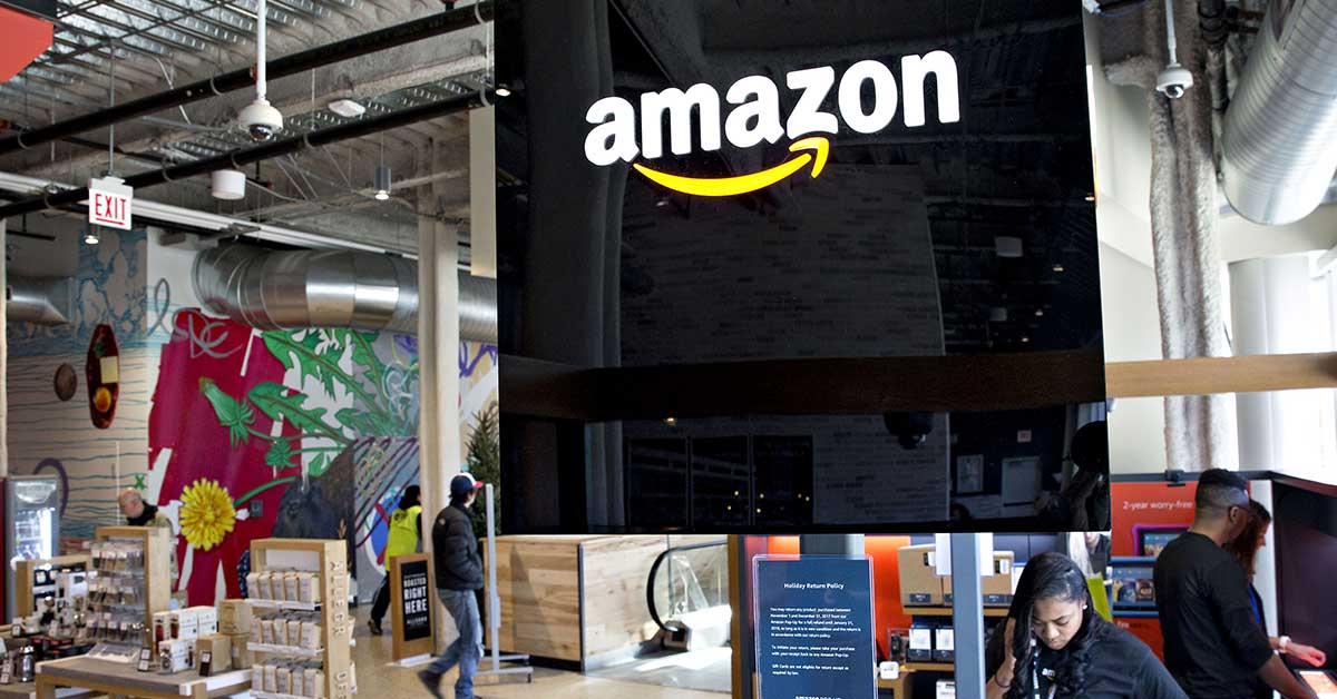 Amazon sigue dominando ventas por internet en temporada navideña