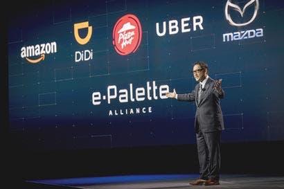 Toyota se alía con Amazon