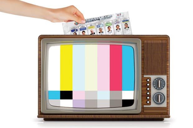 Elecciones 2018 se ganan más por TV que en redes sociales
