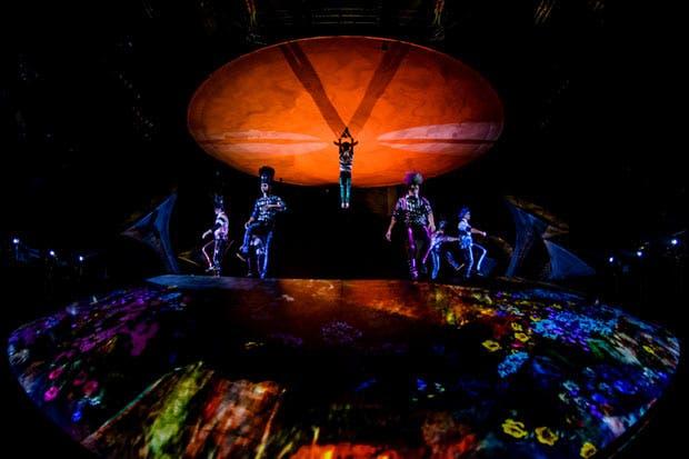 Cirque du Soleil en cuenta regresiva