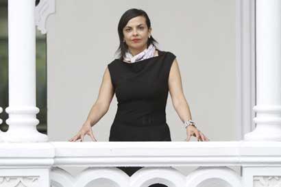 Marcela Guerrero: Para atacar corrupción, Plenario debe entrar a votar informe del cemento