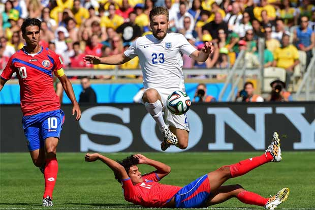 Costa Rica enfrentará a Inglaterra en su preparación para Rusia
