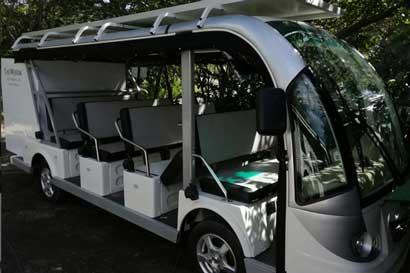 Hotel guanacasteco es el primero con vehículos 100% eléctricos