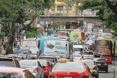 Sectorización de buses será reto de nuevo presidente