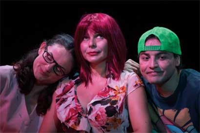 Teatro La Fortina estrena comedia hoy