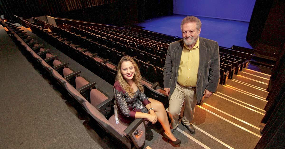 """Teatro Espressivo abre su programación con """"La duda"""""""