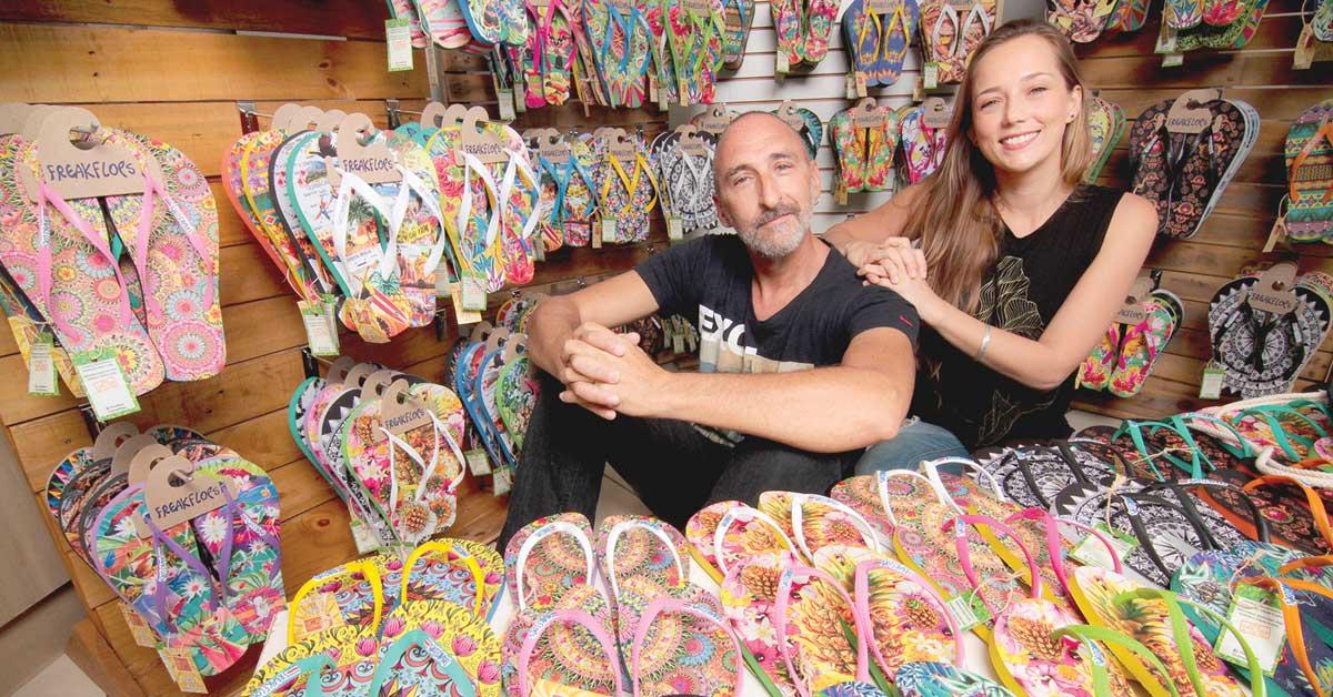Dejaron Brasil y crearon su negocio en el país más feliz del mundo